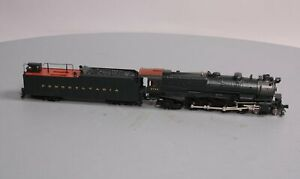 HO Scale Broadway Limited Imports PRR M1a 4-8-2 Steam Locomotive#6766(DCC&Sound)
