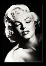 MARILYN MONROE GLAMOUR 13x19 FRAMED GELCOAT POSTER ICONIC MODEL GIFT BEAUTIFUL!!