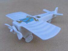 Grafton crested china WW1 monoplan-kings lynn