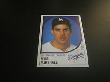 1988 PANINI BASEBALL MIKE MARSHALL STICKER #315 **LOS ANGELES DODGERS**