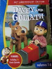 Davey & Goliath - Volume 1 [VHS]