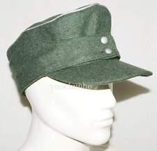 WWII WW2 German WH EM M43 Wool Panzer Field Cap XL - GM030