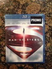 Man of Steel (Blu-ray Disc ,2013)New Authentic US Release