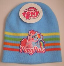 127af1e5eaa My Little Pony Pals MLP Rainbow Dash   Pinkie Pie Knit Beanie Cap Hat NEW  Ponies