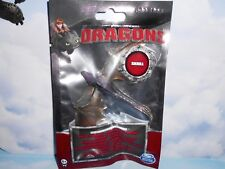 "New Spin Master DreamWorks Dragons: ""Battle Figures"" SKRILL 2017 Mini Figure"