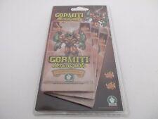 x3 BOOSTER cartes GORMITI METALLCARDS Série 1 & 2 - NEUF sous blister FR