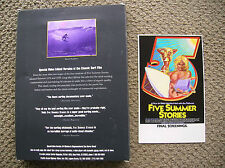 Rick Griffin 5 summer stories movie vcr tape poster collectors surfboard surfing