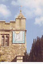 OXFORD - Holywell St Cross Church Sundial restored by Harriet James