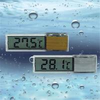 3D LCD Crystal Digital Measurement Fish Tank Reptile Aquarium Thermometer Meters