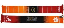 2019 National Championship Game Match-Up Scarf - CFP - Alabama vs. Clemson