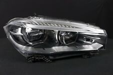 Org BMW x5 f15 FULL LED HEADLIGHTS UNIT COMPLETE RIGHT HEADLIGHT RIGHT