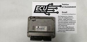 Motorsteuergerät ECU Siemens 03E906033D, 5WP40121, Simos 3PE -  IMMO OFF*