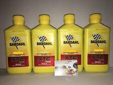 OFFERTA 4 LITRI OLIO Bardahl Xtc C60 15W-50 - Kit Promozionale 15/50