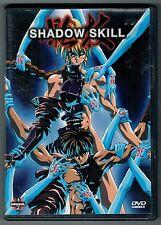 SHADOW SKILL Manga release DVD