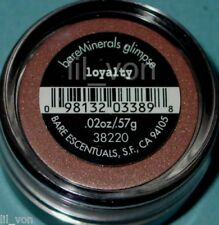 Bare Escentuals  LOYALTY GLIMPSE  Rosewood Hue~New&Factory Sealed~FREE SHIPPING!