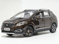 1:18 Dongfeng Peugeot 2016 3008 Crossover Copper Brown Metallic Dealer Edition