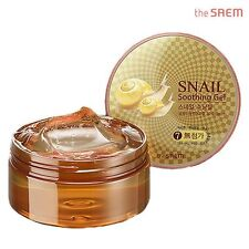 New the Saem Snail Soothing Gel 300ml