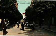 Napoli - Vomero via A. Scarlatti - non viaggiata originale d'epoca