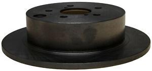 Disc Brake Rotor-Non-Coated Rear ACDelco Advantage 18A2958A - Fast Shipping