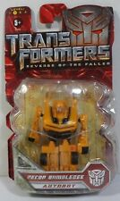 TRANSFORMERS 2010 ROTF RECON BUMBLEBEE LEGENDS CLASS EUROPEAN CARD MOSC SEALED