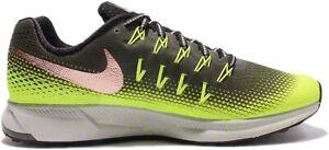 Nike Air Zoom 33 Shield Khaki Volt EU 40,5