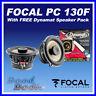 Brand New Focal PC 130F Flax Car Speakers PC130F Expert Range