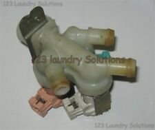 Wascomat Front Load Washer 3 Way Inlet Valve 120V 823654 [Used]