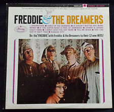 FREDDIE & THE DREAMERS STEREO LP 1965 MERCURY SR-61017 1st PRESSING