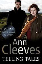 Telling Tales (Vera Stanhope),Ann Cleeves- 9780330523042