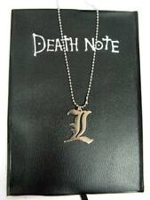 Anime Death Note Light Notebook with necklace USA SELLER! FAST SHIPPING!