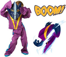 NRL Storm Children Team Mascot Costume 5 or 6 yrs supporting NACare Foundation