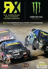 FIA European Rallycross Championship - Official Review 2013 (New 2 DVD Set)