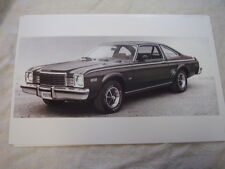 1978  DODGE  ASPEN R/T    11 X 17  PHOTO  PICTURE