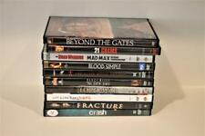 Lot of 10 Action/Adventure Dvds 21 Grams Mad Max Blood Simple Sixth Sense Euc 4