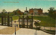 Warrington Single Collectable Cheshire Postcards