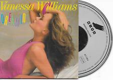 VANESSA WILLIAMS - Dreamin' CD SINGLE 3TR Dutch Cardsleeve 1988 (Polydor) RARE!