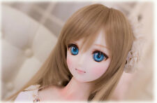Light Brown Straight Long Wigs fit Volks SD Dollfie Dream Smart Doll 1/3 DD Luts