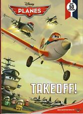 Disney Planes Super Coloring & Activity Book: Takeoff! - NEW - Over 50 Stickers!