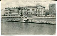 CPA - Carte postale - Belgique - Liège - L'Institut Zoologique et les Bains de l