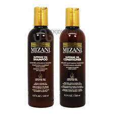 Mizani Supreme Oil Shampoo & Conditioner 8.5oz SET w/ Free Nail File