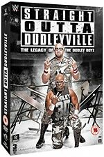 WWE Straight Outta Dudleyville: The Legacy of the Dudley Boyz [3 DVDs] NEU DVD