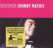 Johnny Mathis - Discover + Bonus MP3 Download - CD -
