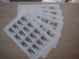 """CHINA 2016 Full Sheet Stamp In """"""""SAME NUMBER"""""""" Ancient Town Serie.2"""