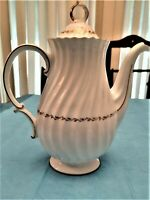 Vintage 1970s Royal Doulton Adrian Pattern H4816 Coffee Pot
