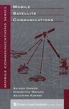 Mobile Satellite Communications (Artech House Telecommunications Libra-ExLibrary