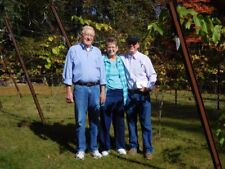 Adopt-A-Vine and Tour at Averill House VIneyard, Brookline New Hampshire