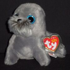 TY WIGGY the SEAL BEANIE BABY - MINT with MINT TAGS