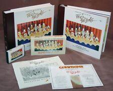 """Animation: The Art of Friz Freleng Volume One"" Book Box Set Sericel Ltd Edition"