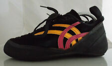 Womens Five Ten 5.10 Stealth C4 Climbing Shoes Size: 7 Color: Black Yellow Pink