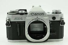 Canon AE-1 SLR Film Camera Body Chrome AE1                                  #350